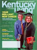 Kentucky Living features Kim Elam and husband, James
